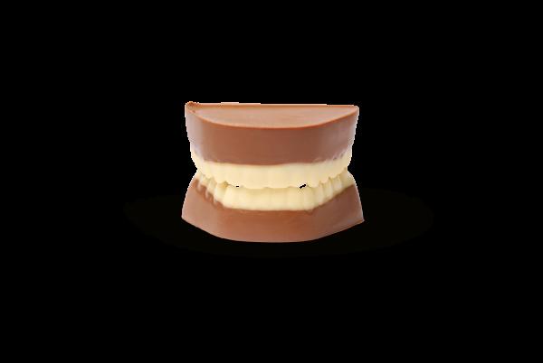 Schokoladengebiss