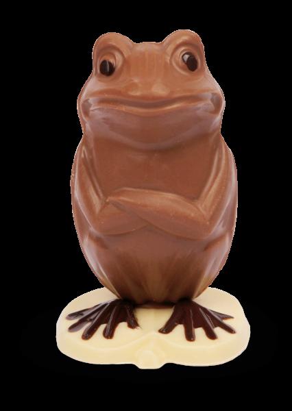 Schokoladenfrosch