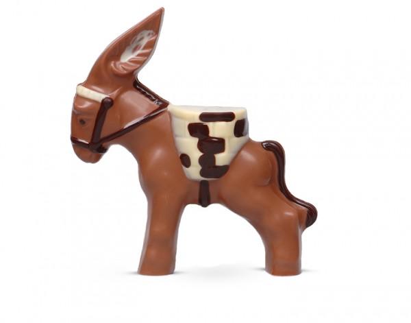 Esel aus Schokolade