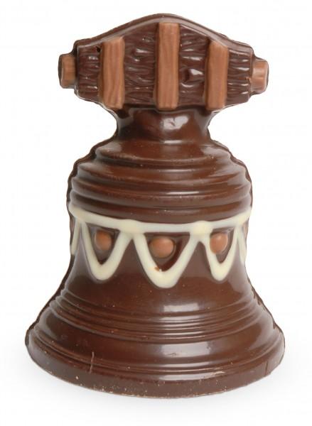 Glocke klein aus Schokolade