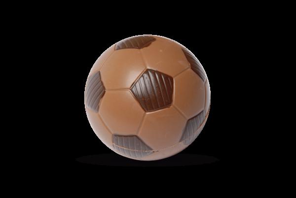 Schokoladen Fußball mittelgroß