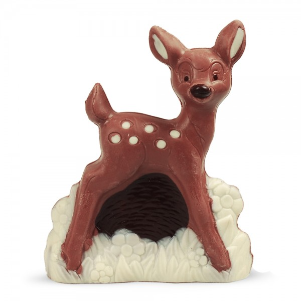 Bambi aus Schokolade