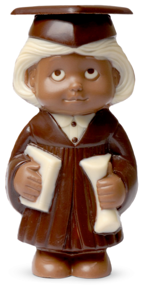 Doktorin aus Schokolade