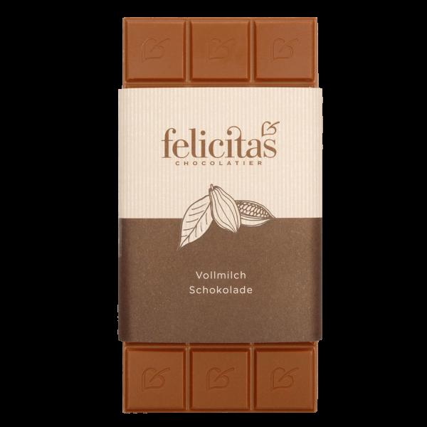 Tafelschokolade Vollmilch 100g
