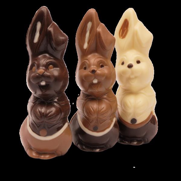 kleiner Schokolachhase