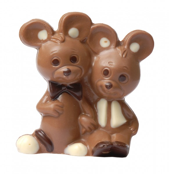 Mäusepärchen Liebe ist ...