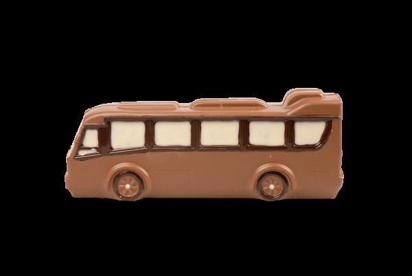 Bus aus Schokolade